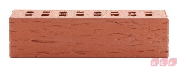 Клинкер фасадный красный Лондон 0,71NF береста ЛСР