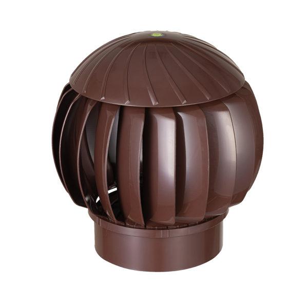 Нанодефлектор 160мм коричневый