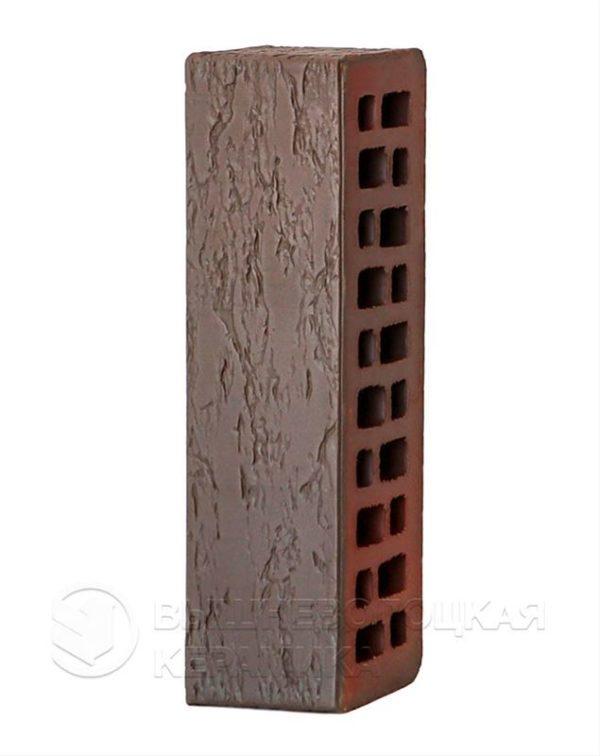 Кирпич с флеш обжигом Графит лава 0,7NF