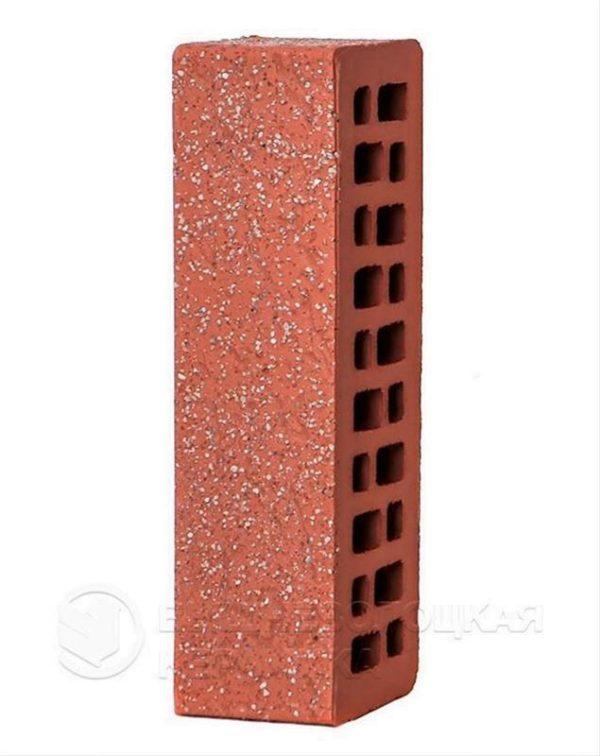 Кирпич лицевой красный дуб с песком 0,7NF