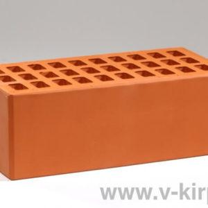 Кирпич лицевой керамический утолщенный красный М150 ГОСТ 530-2012