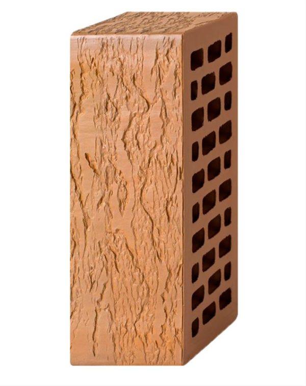 Кирпич лицевой коричневый лава 1,4NF