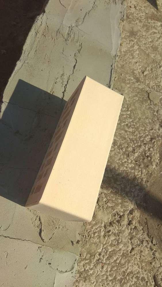 Кирпич слоновая кость 1,4НФ ОСМиБТ Старый Оскол 250х120х88