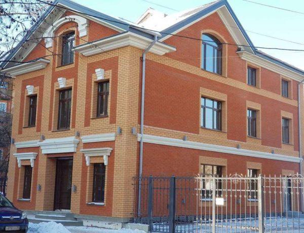 Кирпич красный бархат 1НФ ОСМиБТ Старый Оскол 250х120х65