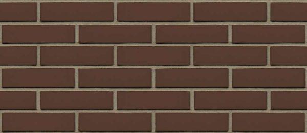 Кирпич коричневый 0,7НФ ОСМиБТ Старый Оскол Евро 250х85х65