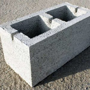 Шлакоблок стеновой ШБС-40 390х190х190