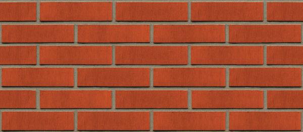 Кирпич красный бархат 0,7НФ Евро ЖКЗ 250х85х65