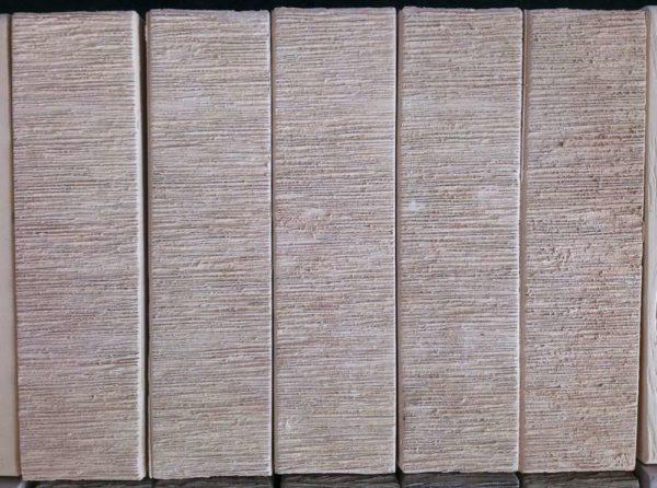 Кирпич слоновая кость бархат 0,7НФ ЖКЗ Евро 250х85х65