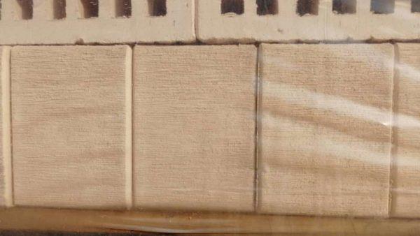 Кирпич слоновая кость бархат 1,4НФ ОСМиБТ Старый Оскол 250х120х88