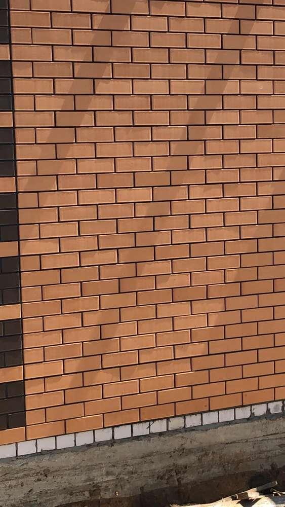 Кирпич коричневый 0,96НФ ОСМиБТ Старый Оскол полуторный Евро 250х85х88