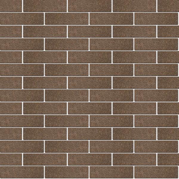 Кирпич тёмно-коричневый торкретированный пена 0,7НФ Евро ЖКЗ 250х85х65
