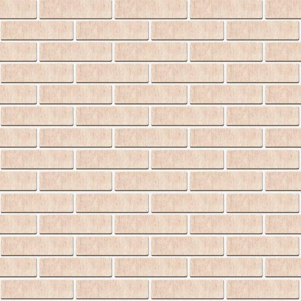 Кирпич белый бархат 0,7НФ Евро ЖКЗ 250х85х65