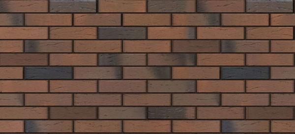 Кирпич Браер «Баварская кладка» Грифель LIMITED риф 1NF 250х120х65