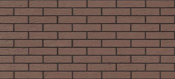 Кирпич Браер светло-коричневый рифлёный 1NF 250х120х65