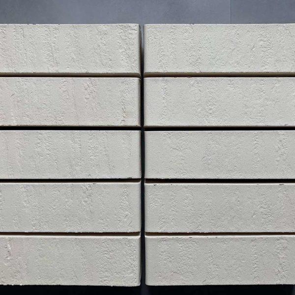 Кирпич белый Доломит 0,7НФ ОСМиБТ Старый Оскол Евро 250х85х65