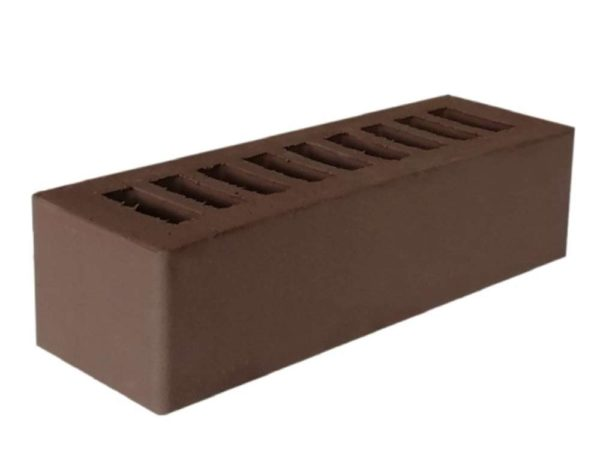 Кирпич коричневый 0,7НФ Красная Гвардия Евро 250х85х65