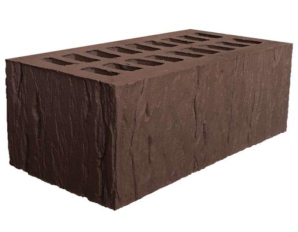Кирпич коричневый Cortex 1,4НФ Красная Гвардия 250х120х88