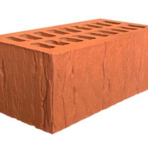 Кирпич красный Cortex 1,4НФ Красная Гвардия 250х120х88