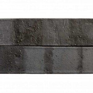 Кирпич Рекке RECKE серия Krator 5-32-00-0-12 чёрный с торкретом евро 0,7НФ 250х85х65