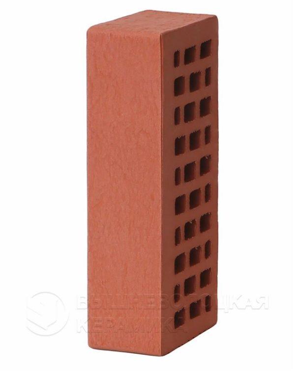 Кирпич лицевой красный старая стена 1NF