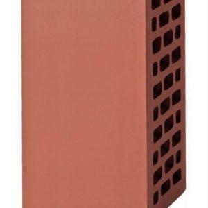Кирпич рядовой керамический красный гладкий 2,1NF
