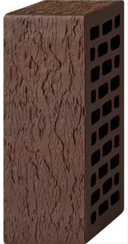 Кирпич с флеш обжигом Графит лава 1,4NF