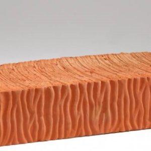 Кирпич полнотелый керамический одинарный красный М150 Воротынский