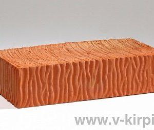 Кирпич полнотелый керамический одинарный М100 ГОСТ 530-2012