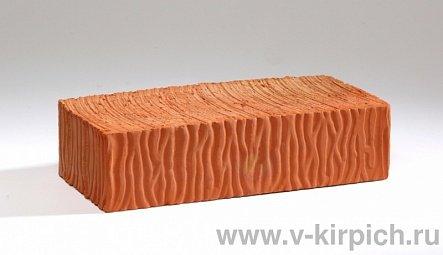 Кирпич полнотелый керамический одинарный М 100 Воротынский