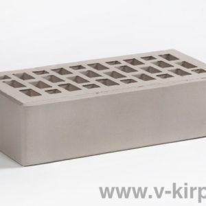 Кирпич лицевой керамический одинарный серебро М175 ГОСТ530-2012