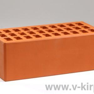 Кирпич рядовой керамический утолщенный М150-М175 ГОСТ 530-2012