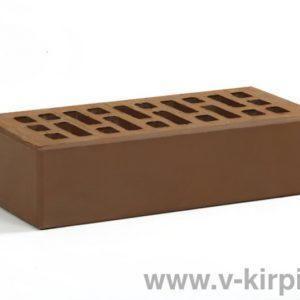 Кирпич лицевой керамический одинарный терракотовый М150 ГОСТ 530-2012
