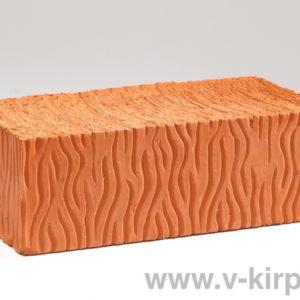 Кирпич полнотелый керамический утолщенный М125 ГОСТ 530-2012